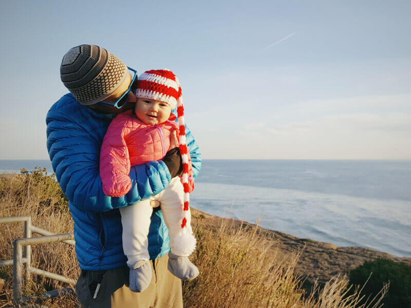 How To Dress Adventure Babies For Cold Winter Weather