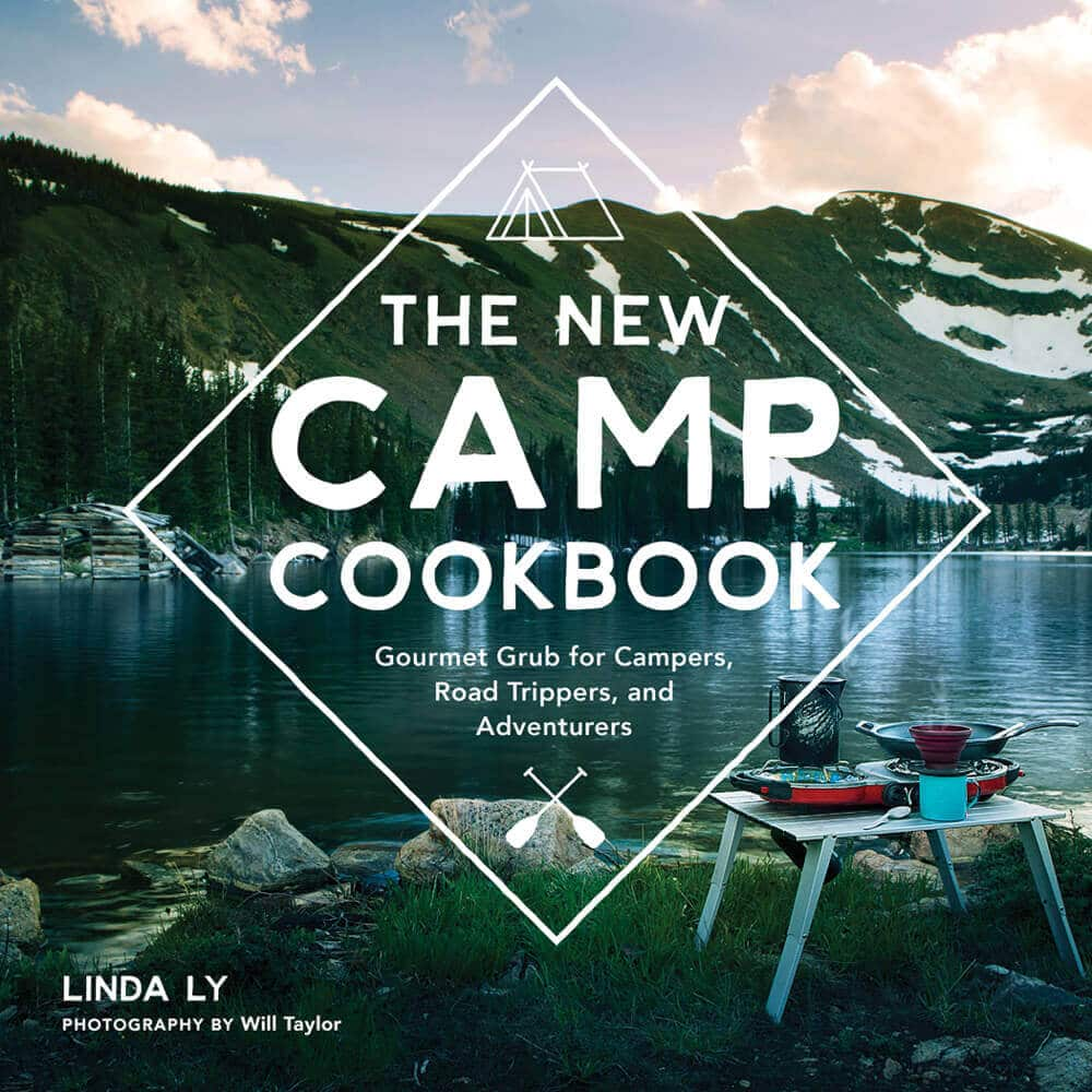 The New Camp Cookbook releases on July 1, 2017!