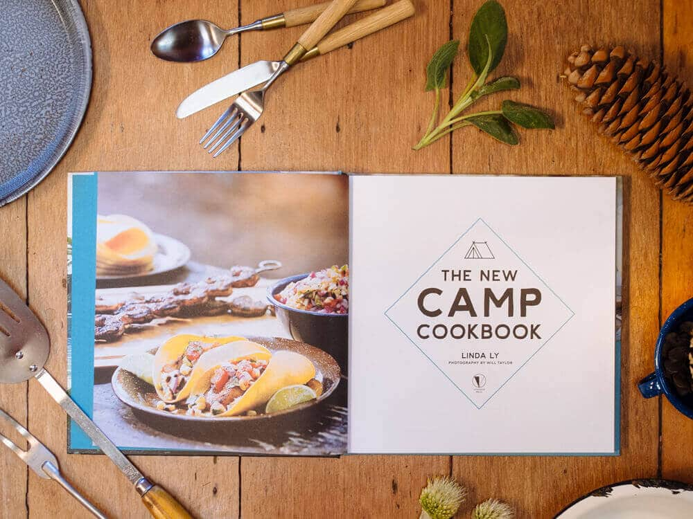 Today's the day! The New Camp Cookbook is officially out!