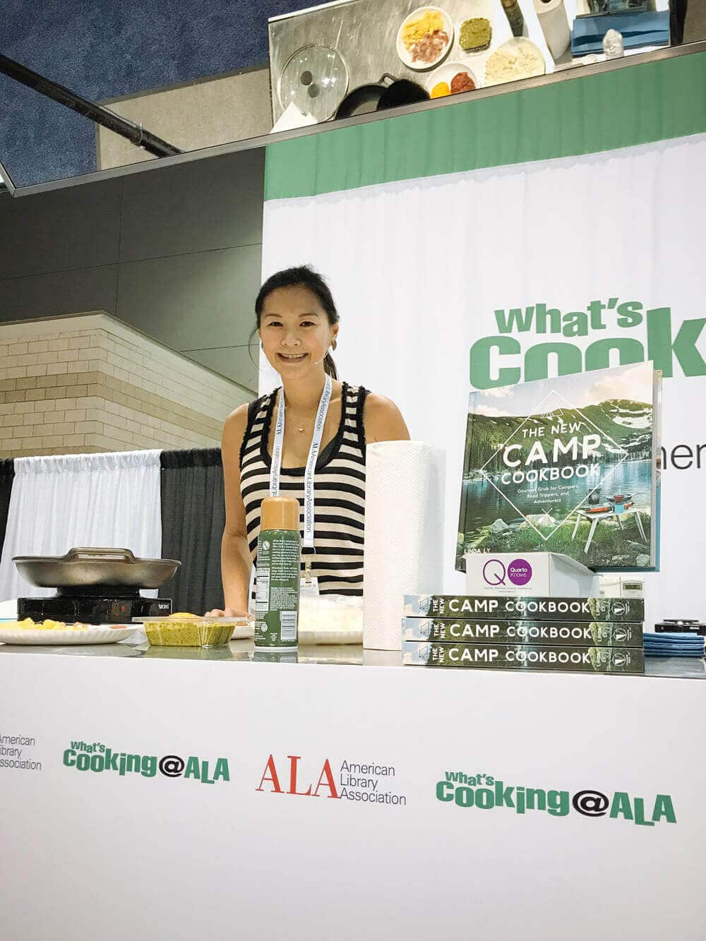 "The New Camp Cookbook Is One of Amazon's ""Best Cookbooks of the Month"""