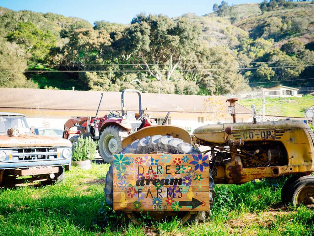 Dare 2 Dream Farms in Lompoc, California