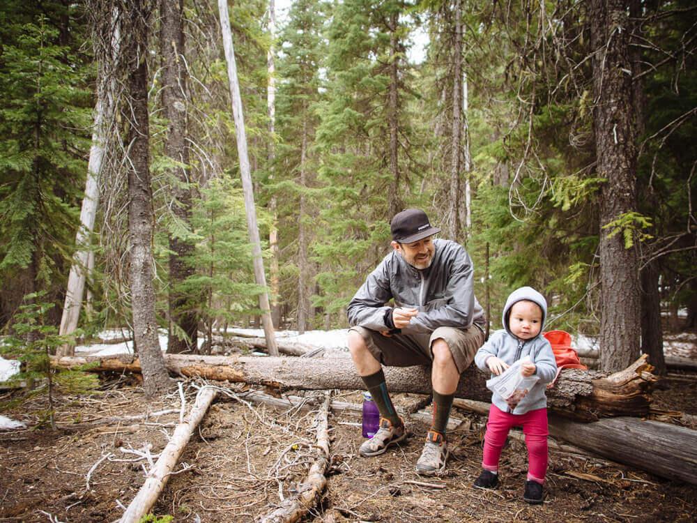 Hiking the Tumalo Creek Trail