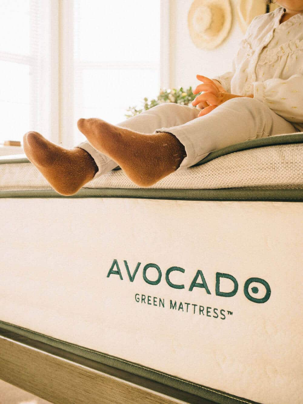 A Natural and Non-Toxic Mattress From Avocado Green Mattress | Garden Betty