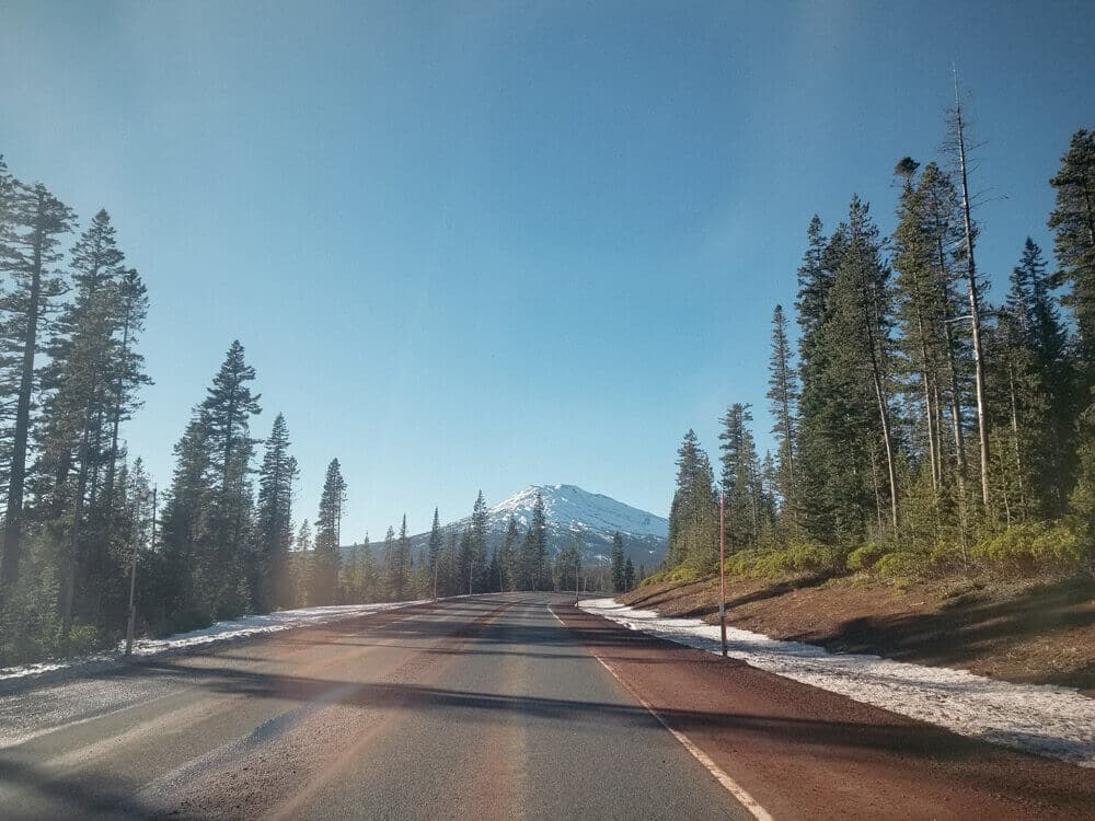 Views on the Cascade Lakes Scenic Byway