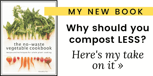 Preorder The No-Waste Vegetable Cookbook