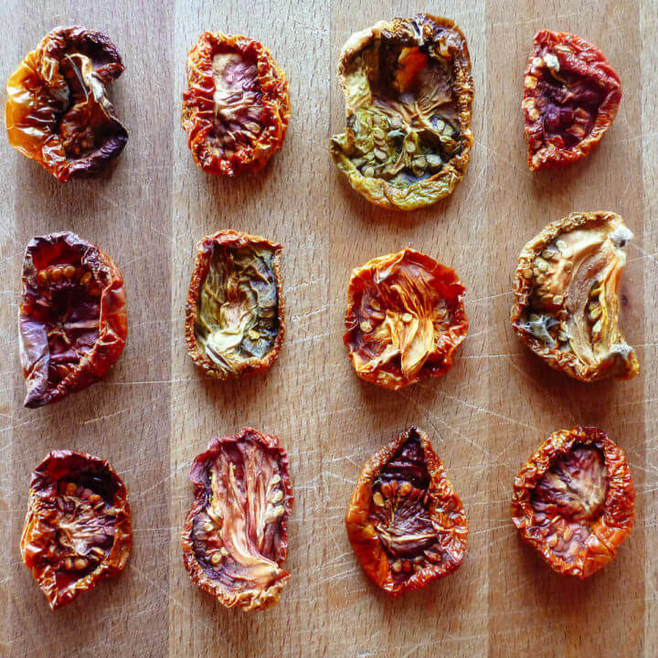 How To Make Sun Dried Tomatoes Fast In The Oven Garden Betty