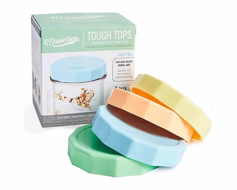 Masontops Tough Tops for mason jars